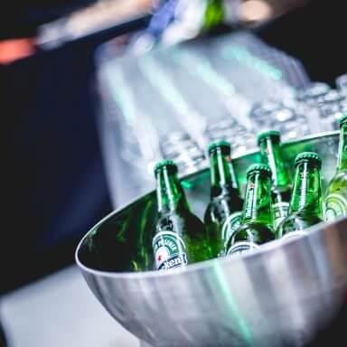 Heineken Beer in Amsterdam